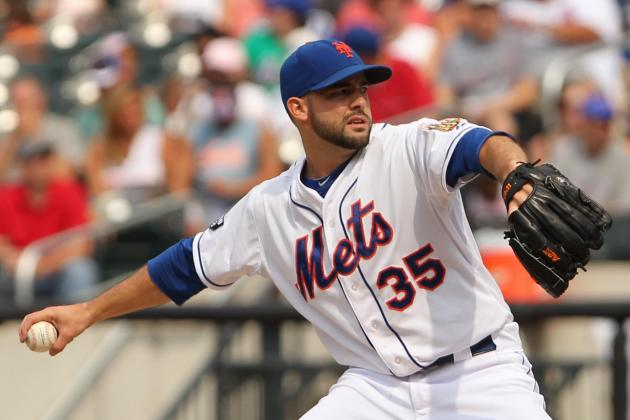 Dillon Gee Helps Mets Beat Michigan 5-2 in Exhibition Game