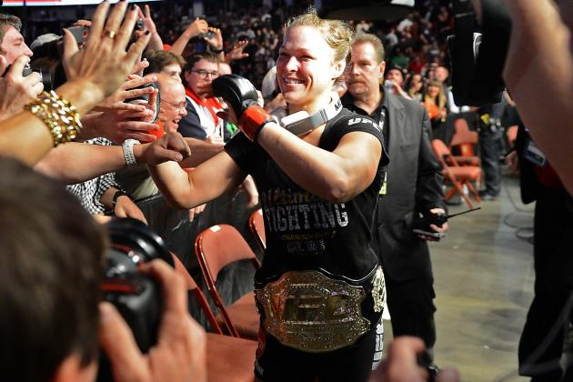 UFC 157 Results: What Went Right for Ronda Rousey