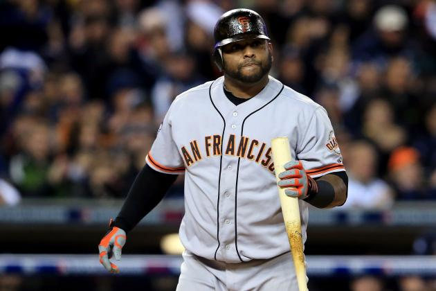 EXTRA BAGGS: Sandoval Avoids Weight-Related Benching, Etc.
