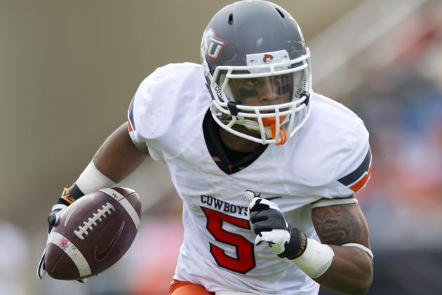 Oklahoma State Spring Game 2013: Date, Time Practice Schedule and TV Info