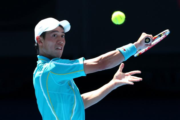 Kei Nishikori Shows Future Star Value with Win in Memphis