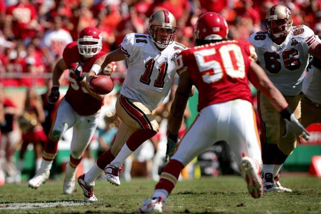 San Francisco 49ers: Alex Smith Trade All but Done, Kansas City Here I Come?