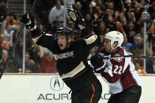 Perry Wins it in OT Video - NHL VideoCenter - Anaheim Ducks