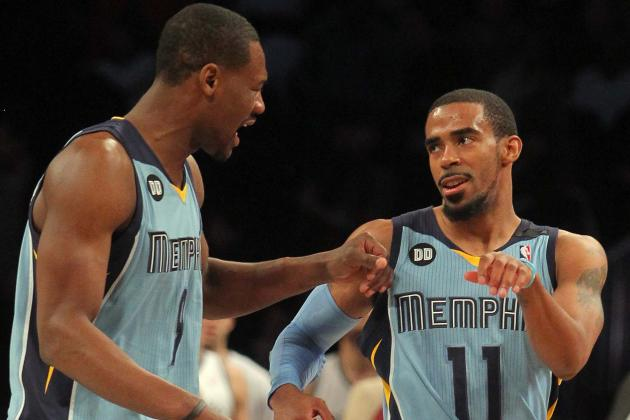 NBA: Late Grizzlies Burst Lifts Memphis over Brooklyn