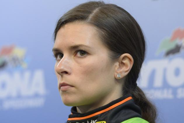 Daytona 500 2013: Danica Patrick Already Proving She Belongs with the Big Boys