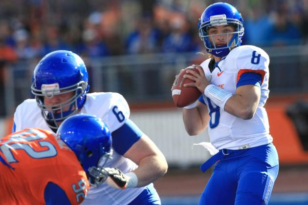 Boise State Spring Game 2013: Date, Time, Practice Schedule and TV Info