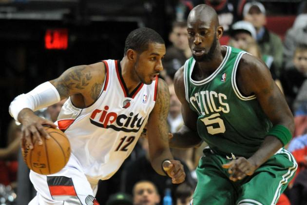 NBA Gamecast: Celtics vs. Trail Blazers