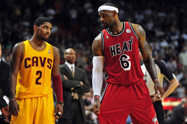 A Snapshot of Life with Kyrie Irving and LeBron James on the Same Team