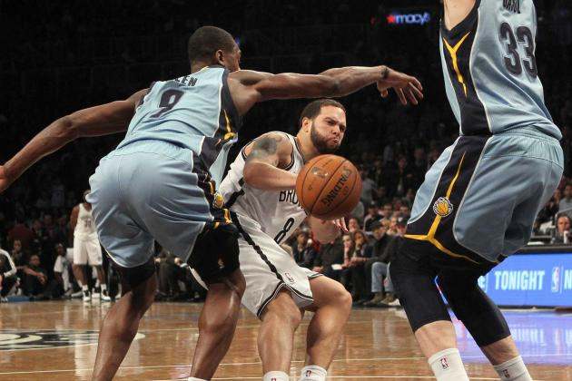 Nets Fall After Allowing Grizzlies to Go on Late Run