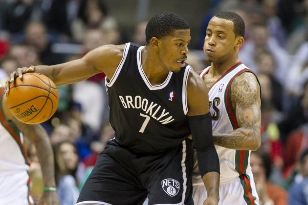 With Johnson Out, the Only Thing the Nets' Offense Hits Is a Wall