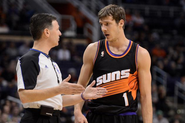 Phoenix Suns Fall to San Antonio Spurs, Lose Third Straight