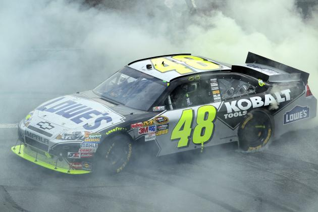 Daytona 500 Winner: Jimmie Johnson Will Ride Momentum to Capture 6th Sprint Cup