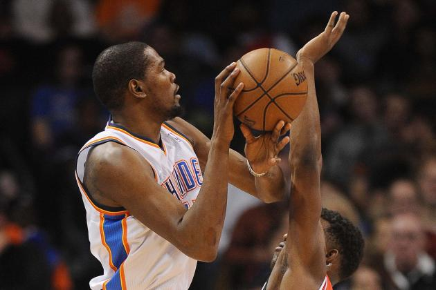 Thunder Hammers Chicago 102-72 in OKC