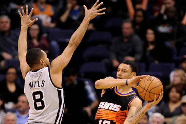 San Antonio Spurs 97, Phoenix Suns 87 -- No small victories