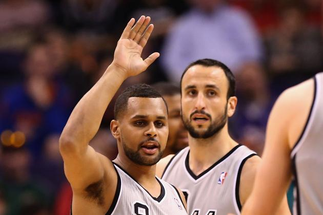 Spurs beat the Suns despite being without Tony Parker