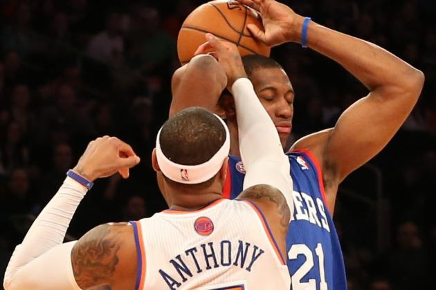 Physical Practices Fuel Knicks on Defense