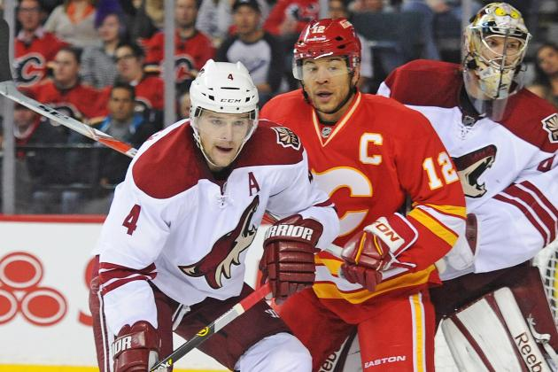 Flames Find Spark in Third to Rally Past Coyotes