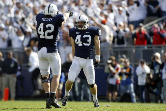 Penn State Football: How to Replace Michael Mauti and Gerald Hodges