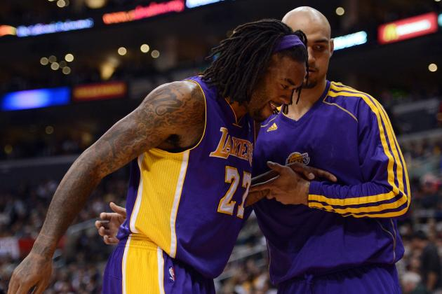 Lakers News: Jordan Hill's Potential Return Another Form of Motivation in L.A.
