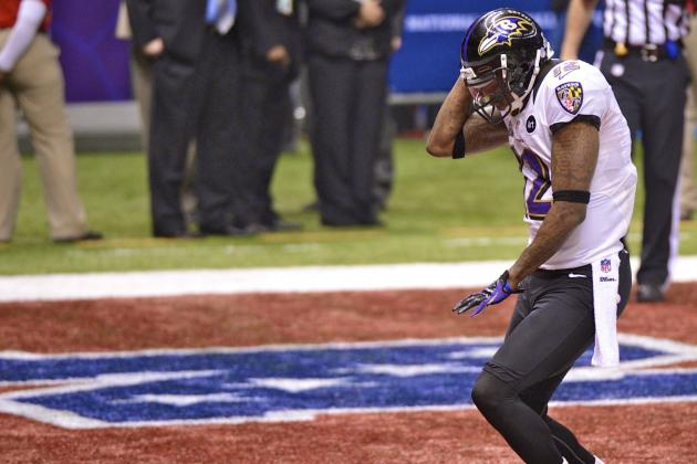 Ravens' Jacoby Jones to Participate in New Season of Dancing with the Stars