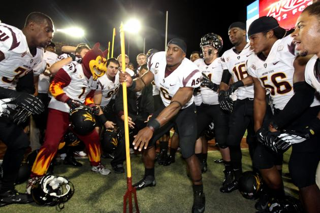 Arizona State Spring Game 2013: Date, Time, Practice Schedule and TV Info