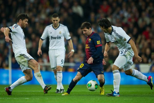 Barcelona vs. Real Madrid: Team News and Projected Lineups for El Clasico