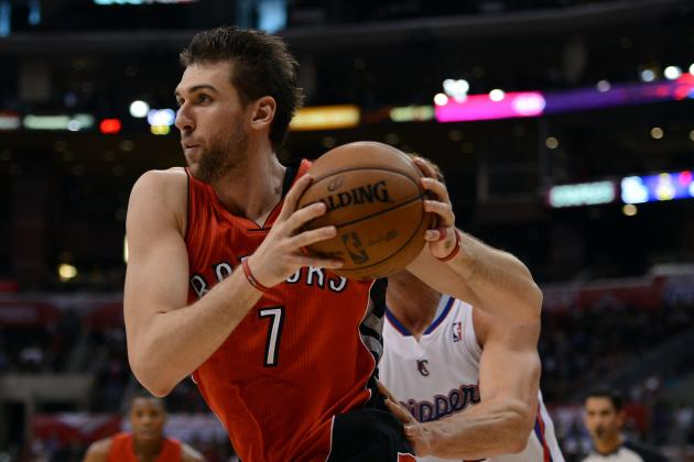 Why It's Good the Toronto Raptors Kept Andrea Bargnani