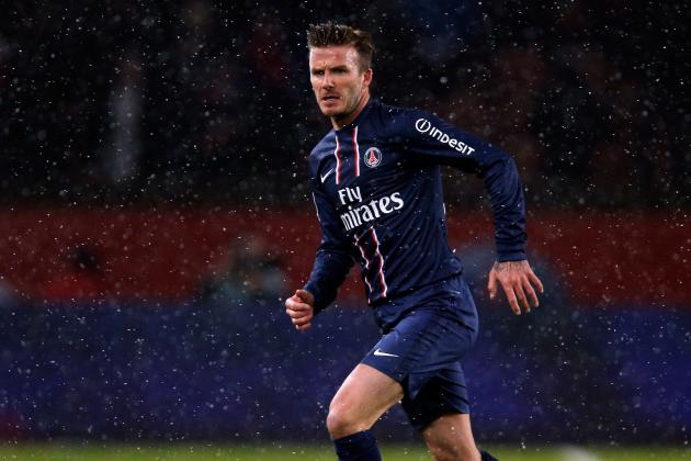 How Does David Beckham Fit into Paris Saint-Germain's Starting XI?