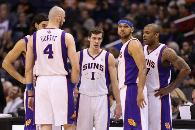 Where Do the Phoenix Suns Go with Their Roster from Here?