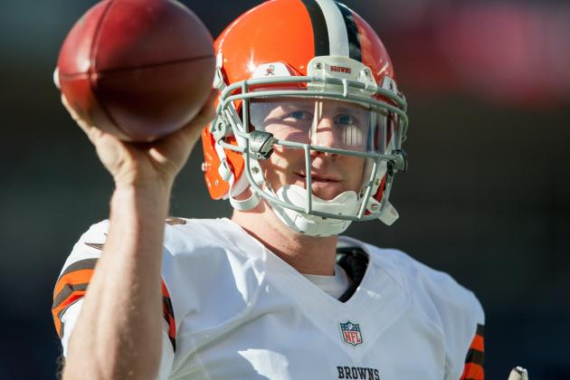 These Are the Reasons Brandon Weeden Can Hold His Job Another Year