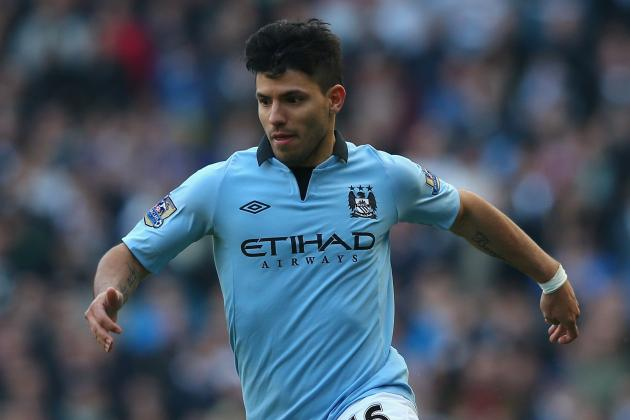 Sergio Agüero Suggests His Long-Term Future Lies with Manchester City