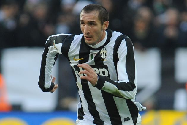 Juventus Optimistic over Chiellini