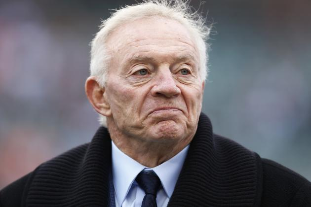 Jerry Jones Not Yet Content with State of Cowboys