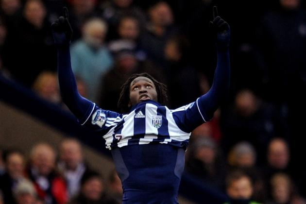 Romelu Lukaku Enjoying Time at West Brom but Knows Future Rests with Chelsea