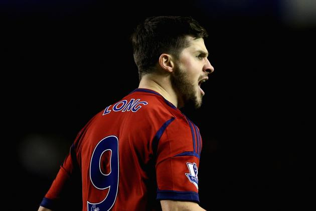 West Brom Striker Shane Long Happy to Commit to the Club