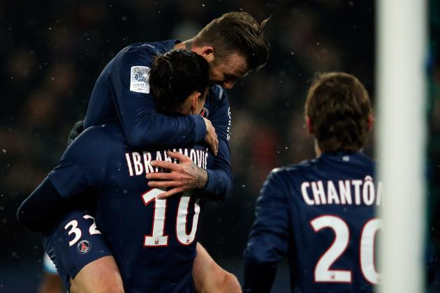 David Beckham: How World Media Has Reacted to His Debut for Paris Saint-Germain