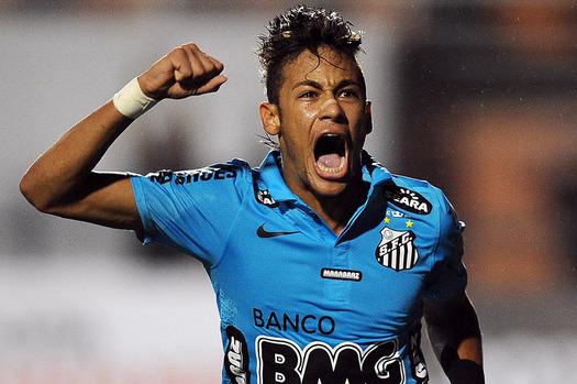 Barcelona Playing It Coy Regarding Links to Santos Forward Neymar