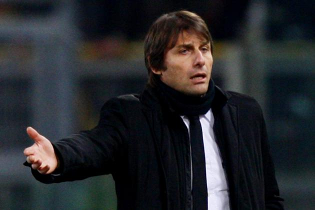 Juventus Boss Antonio Conte Welcomes Links to Other Top Sides in Europe