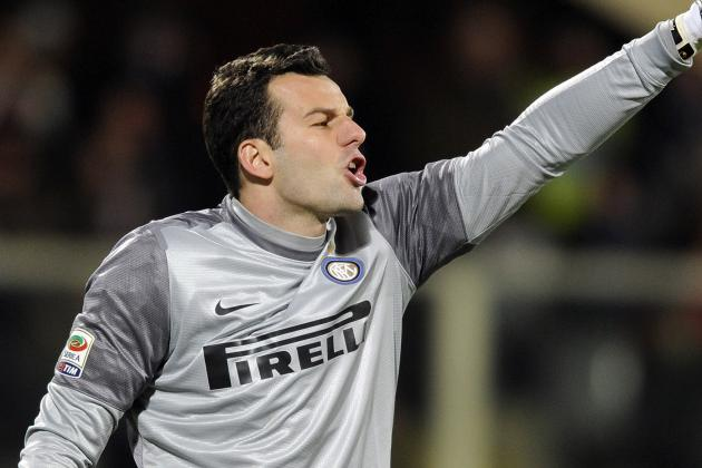 Moratti Stunned by Handanovic