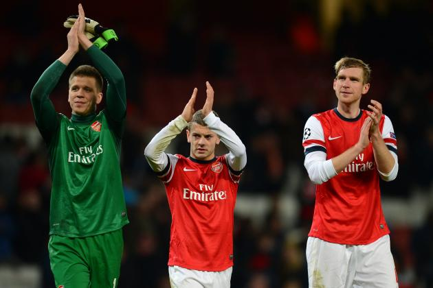 Arsenal FC: 3 Surprising Statistics About the Gunners This Season