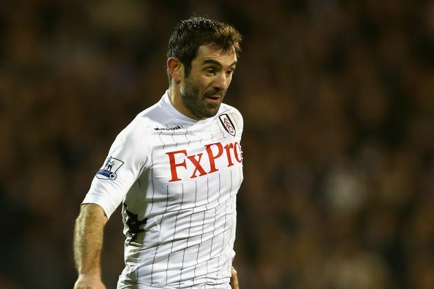 Jol: We Will Offer Karagounis a New Contract If We Feel the Moment Is Right