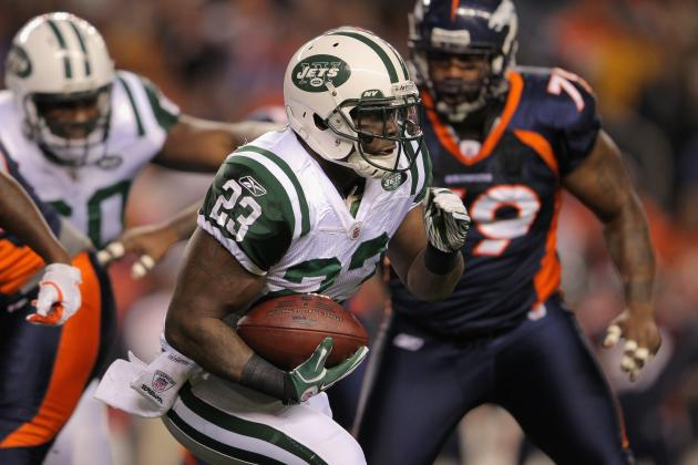 Denver Broncos Would Be Wise to Steer Clear from Free Agent RB Shonn Greene