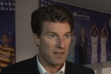 Michael Laudrup Revels in Swansea City's Trophy Glory