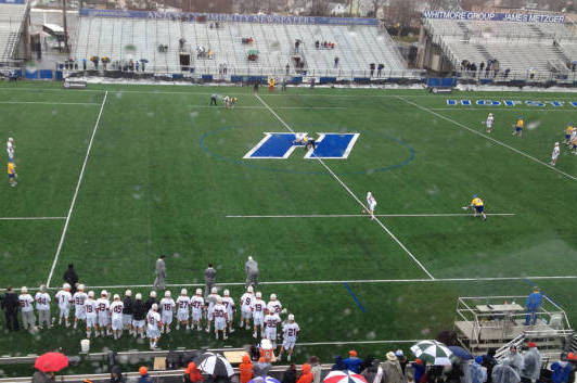 NCAA Men's Lacrosse: Princeton Opens 2013 with 10-7 Victory Against Hofstra
