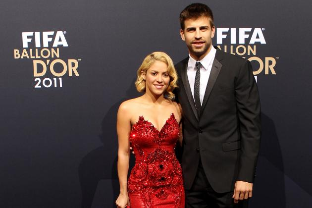 Pep Reportedly Had a Detective Follow Pique When He Started Dating Shakira