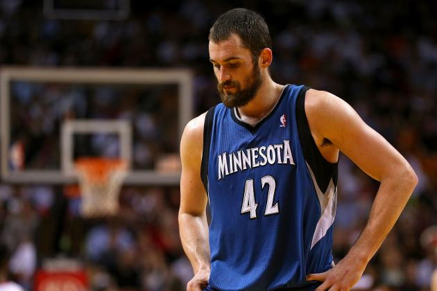 Kevin Love Hopes to Play 15-20 Games This Year