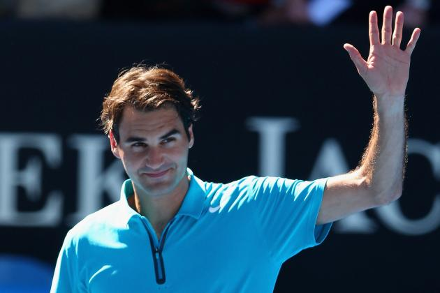 Roger Federer to Play Fewer Events This Year but Practice More