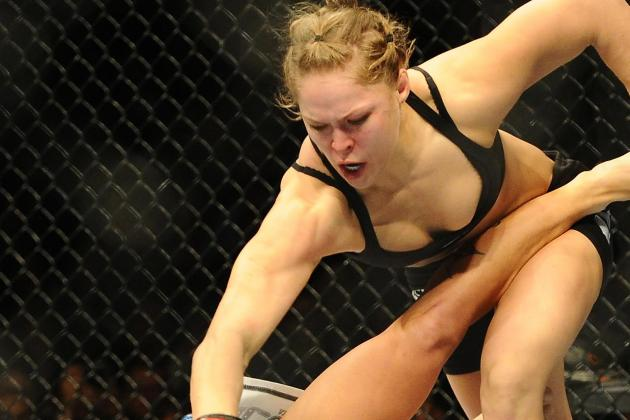 The Lens: Ronda Rousey's Stardom, Josh Koscheck's Fall and Matt Grice's Future
