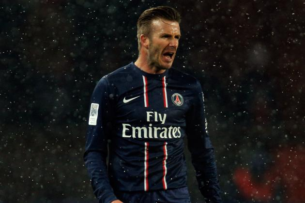 Beckham Aims for Regular PSG Starts