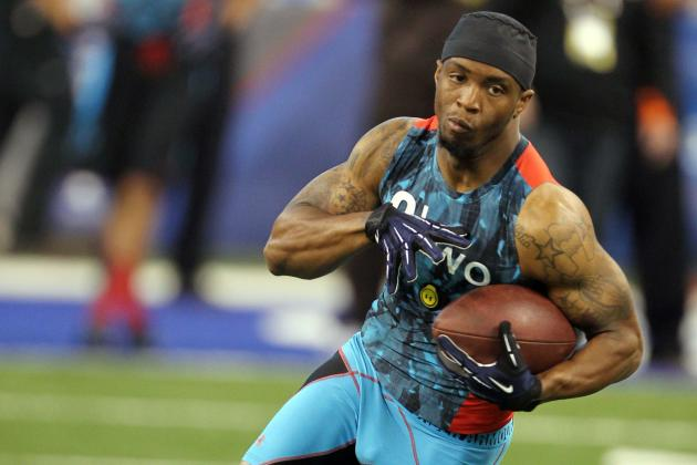 Receiver, Cornerback Among Miami Dolphins' Options with 12th...
